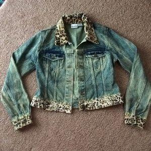 Newport News Vintage Jean Jacket